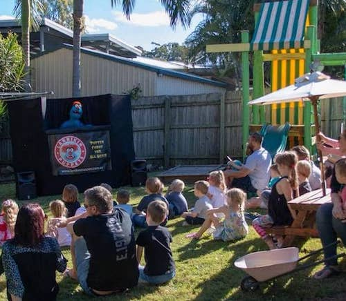 Birthday Party Puppet Shows - Sydney