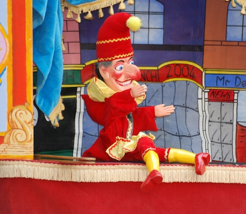 Puppet Show - Punch And Judy - Melbourne
