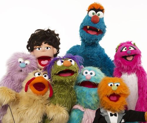 Muppet Style Puppets - Hand Puppets - Brisbane